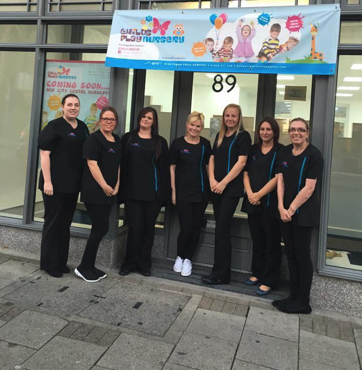 Childsplay Nursery Team