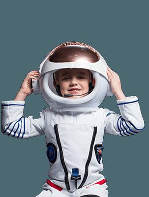 Little Inventors Spaceman